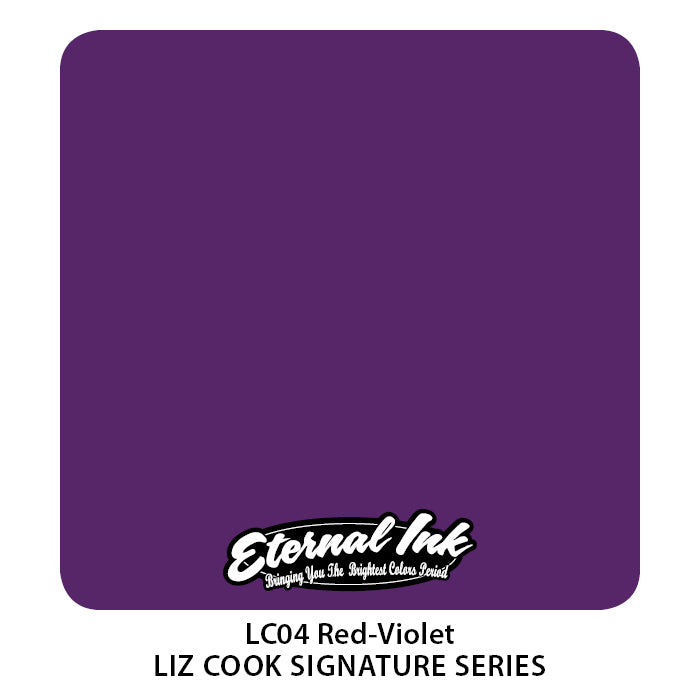Eternal Ink Liz Cook Set - Red Violet