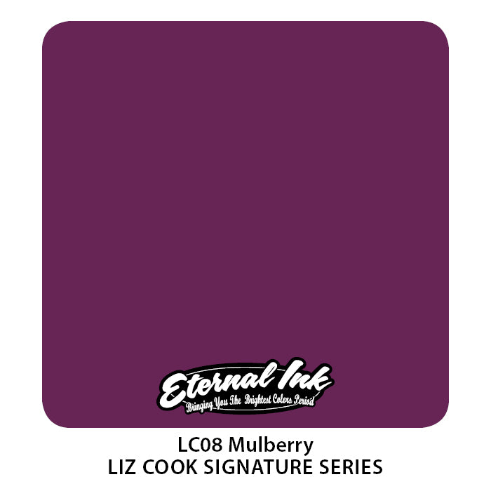 Eternal Ink Liz Cook Set - Mulberry