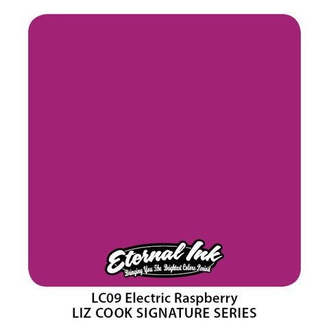 Eternal Ink Liz Cook Set - Electric Raspberry