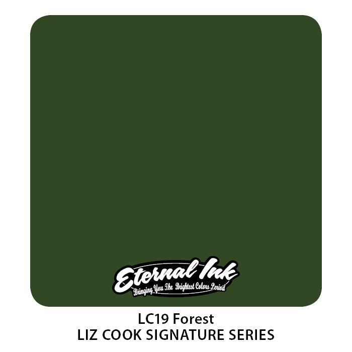 Eternal Ink Liz Cook Set - Forest