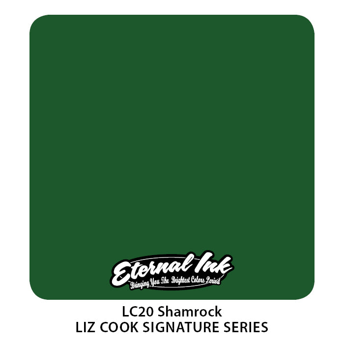 Eternal Ink Liz Cook Set - Shamrock