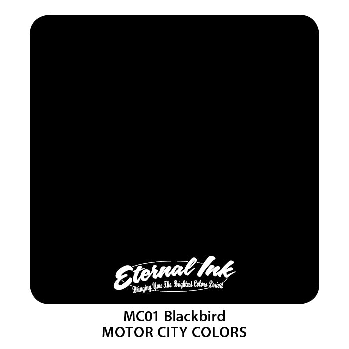 Eternal Ink Motor City - Blackbird