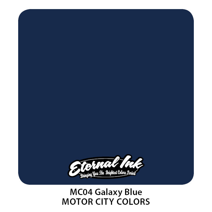 Eternal MC Galaxy Blue - Motor City