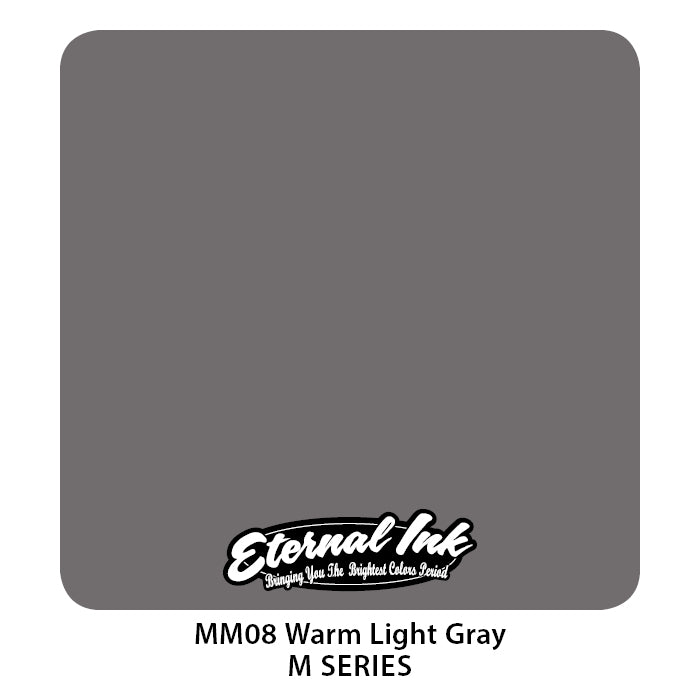 Eternal Ink M-Series Set - Warm Light Gray