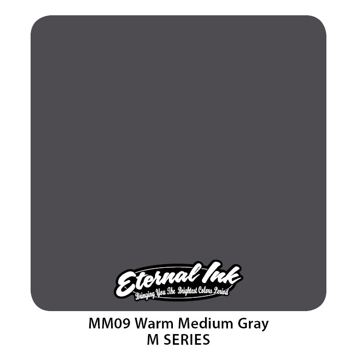 Eternal Ink M-Series Set - Warm Medium Gray