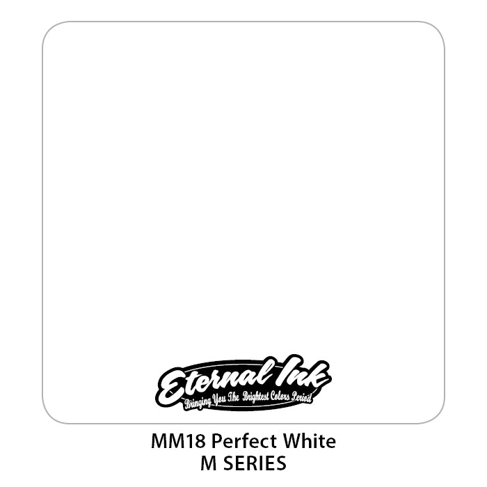 Eternal Ink M-Series Set - Perfect White
