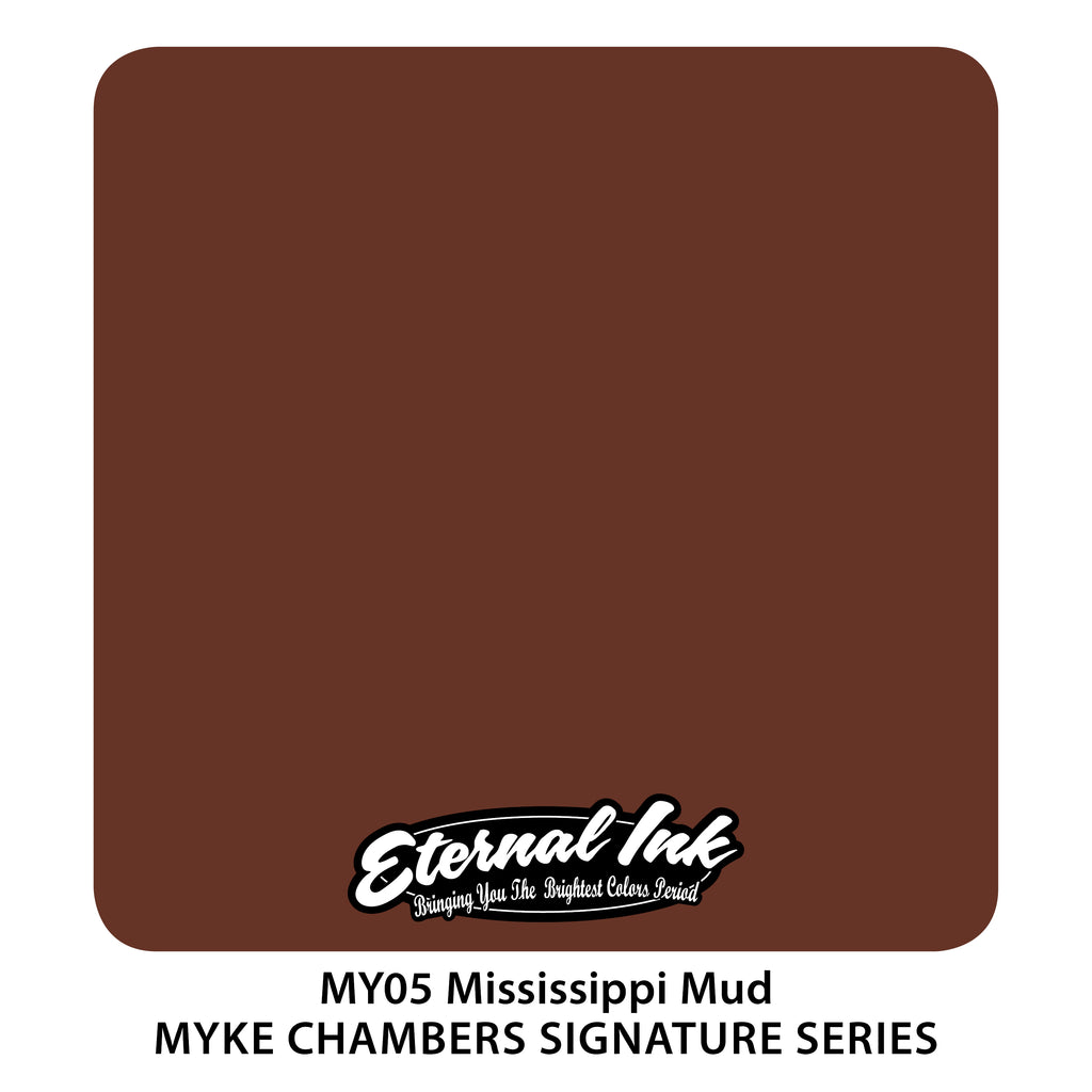 Eternal Ink Myke Chambers Signature Set - Mississippi Mud