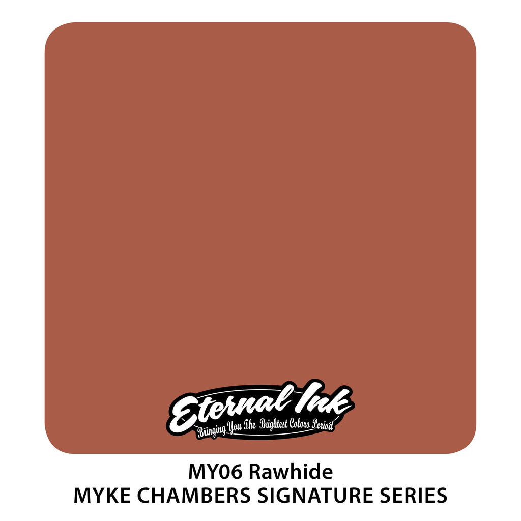 Eternal Ink Myke Chambers Signature Set - Rawhide