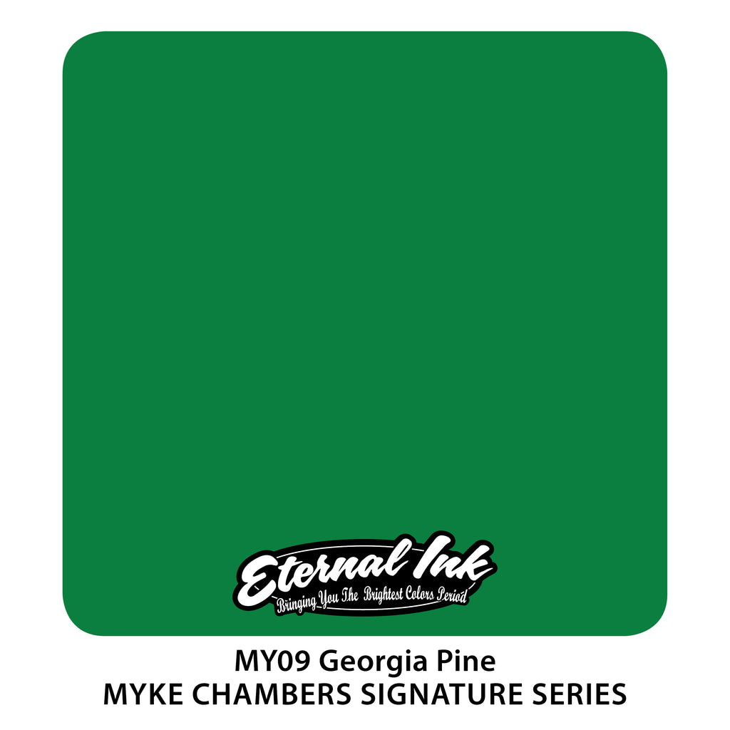 Eternal Ink Myke Chambers Signature Set - Georgia Pine