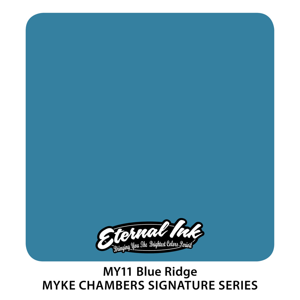 Eternal Ink Myke Chambers Signature Set - Blue Ridge