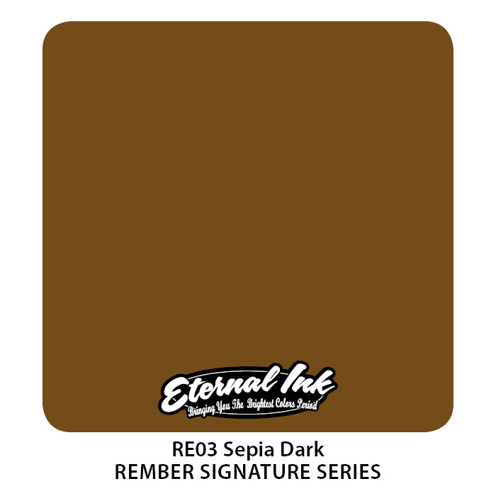 Eternal Ink Rember Signature Set - Sepia Dark