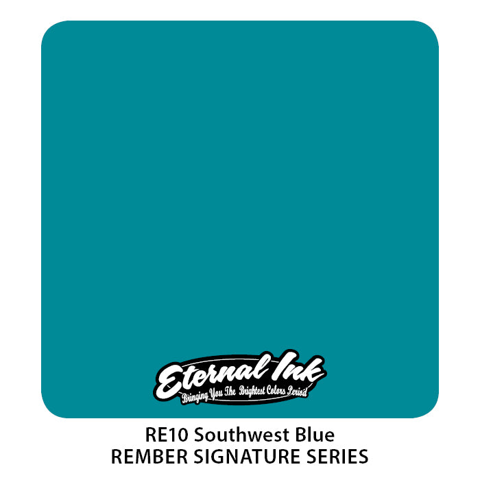 Eternal Ink Rember Signature Set - Southwest Blue