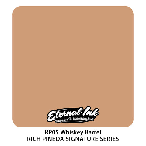 Eternal Ink Rich Pineda's Flesh to Death Set - Whiskey Barrel