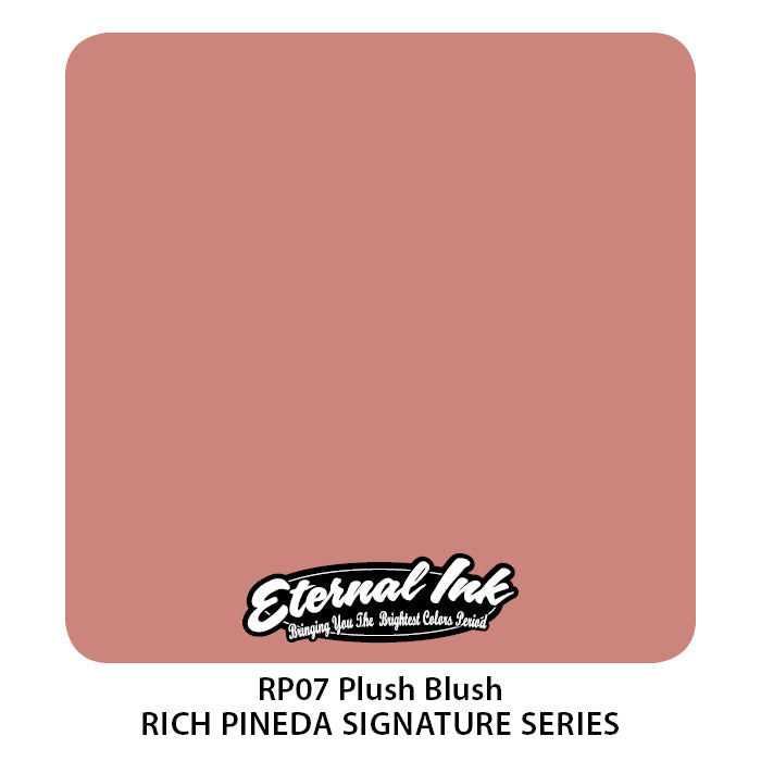 Eternal RP Plush Blush - Rich Pineda's Flesh to Death