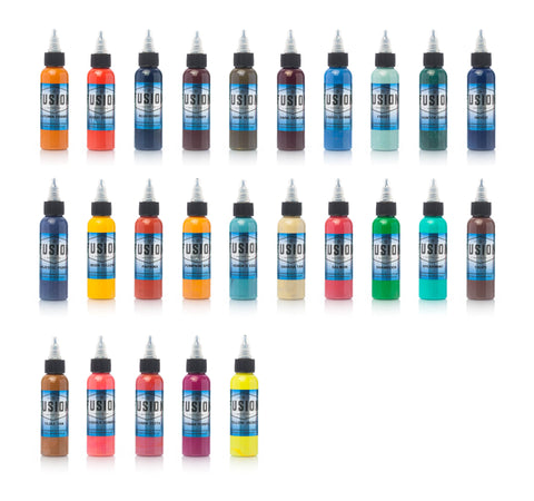 Fusion Ink Set - 25 Color Set
