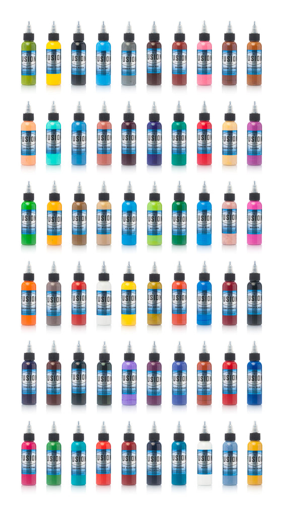 Fusion Ink 60 - Color Full Set