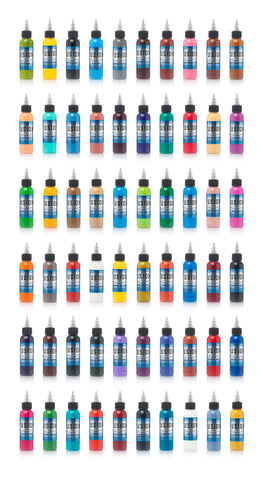 Fusion Ink 60 Color Full Set