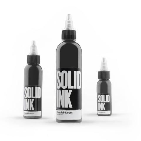 Solid Ink - Black Lining
