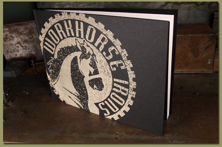 Workhorse Irons Sketch Book