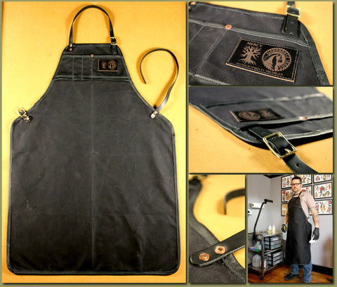 Workhorse Irons Deluxe Apron
