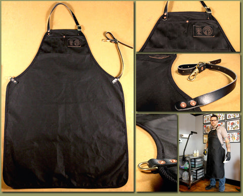 Workhorse Irons Basic Apron