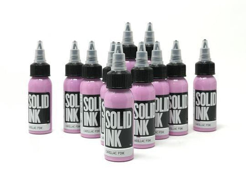 Solid - Cadillac Pink