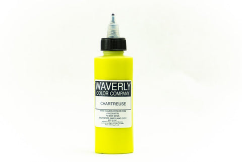 Waverly - Chartreuse