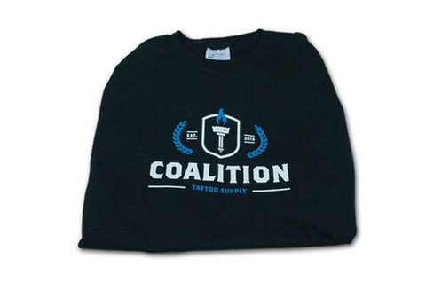 Womens Coalition Tattoo Supply T-Shirt