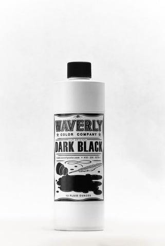 Waverly - Dark Black