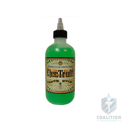 Electrum Green Gold Stencil Primer - 8oz
