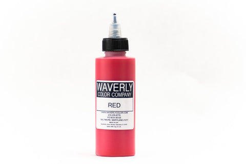 Waverly - Red