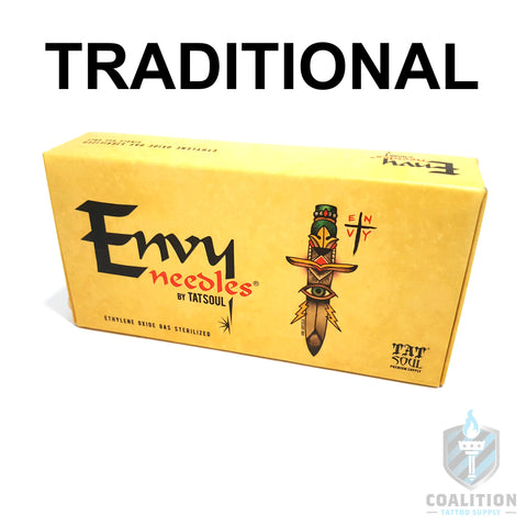 Envy Traditional Needles