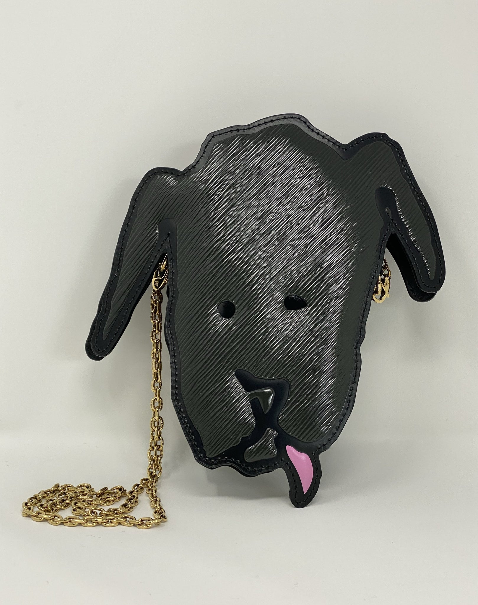 Louis Vuitton Limited Edition Grace Coddington Dog Bag