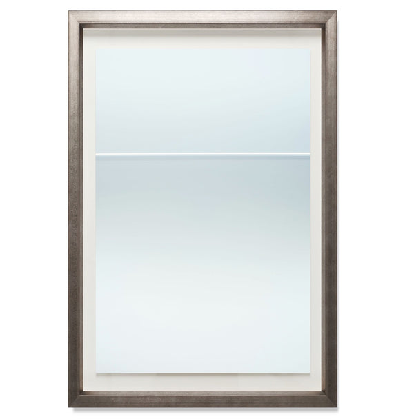 "22:22 Smith & Co Galleries 16"" x 24"" Warm Silver 5mm Luxe Floated - Strivezy"