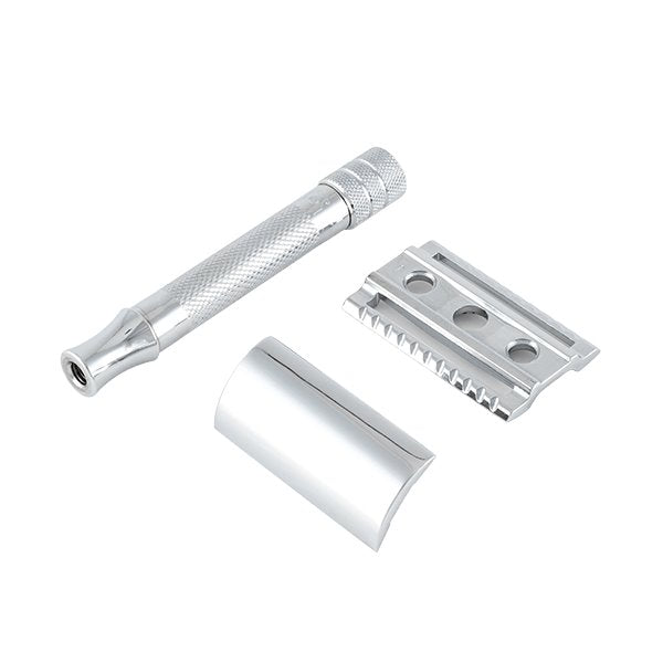 Merkur | 33C Double Edge Safety Razor | Shaving Accessories | Strivezy | Razors