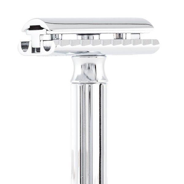 Merkur | 500 Progress Adjustable Double Edge Safety Razor | Strivezy | Shaving Accessories | Razors