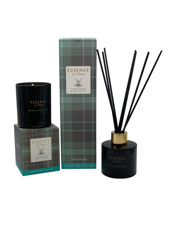 Adru Reed Diffuser Essence of Harris - Strivezy