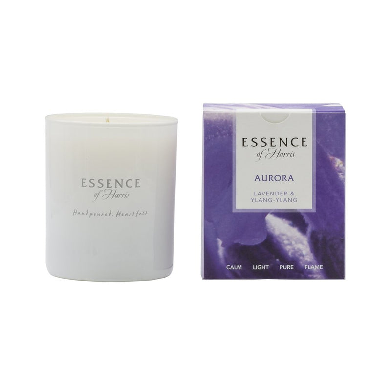 Aurora Glass Candle Essence of Harris - Strivezy