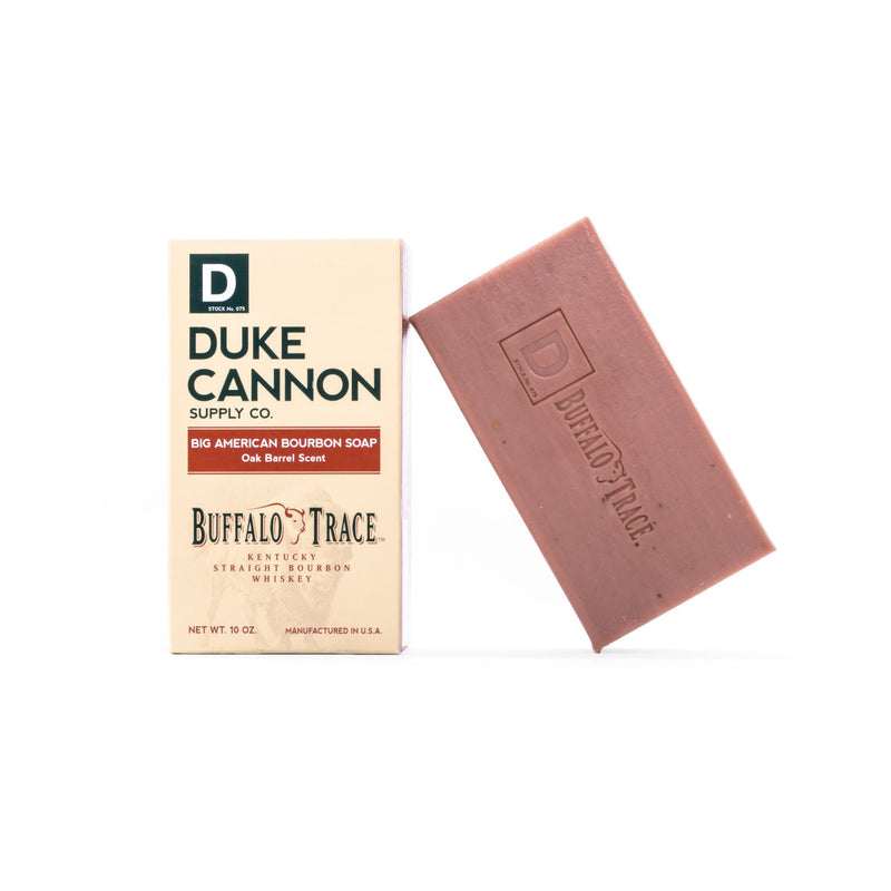 Big American Brick of Soap - Buffalo Trace Bourbon Soap Bar Soap Duke Cannon Supply Co. - Strivezy