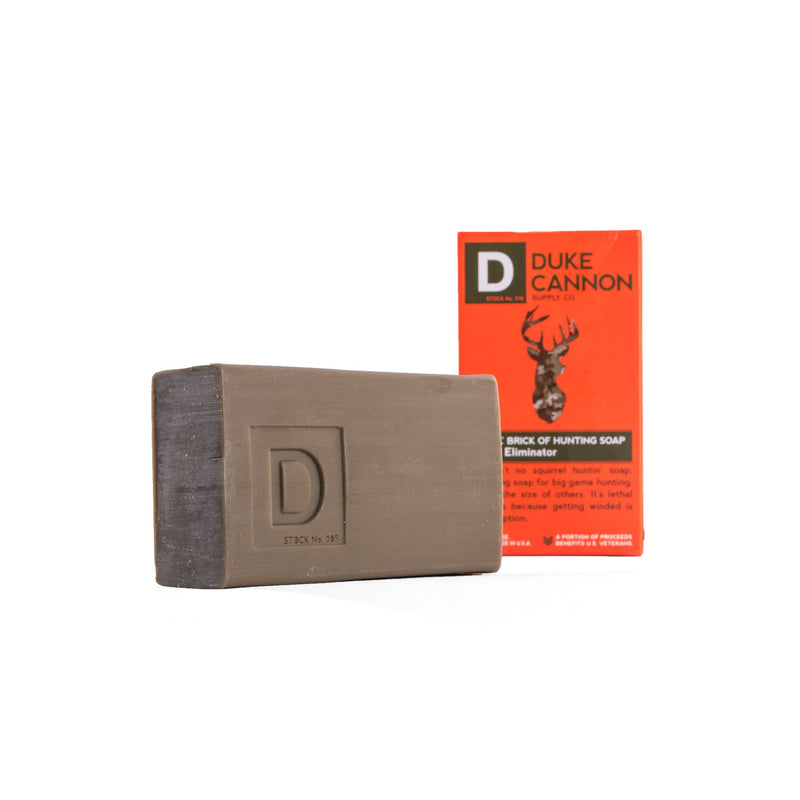 Big Ol' Brick of Hunting Soap Bar Soap Duke Cannon Supply Co. - Strivezy