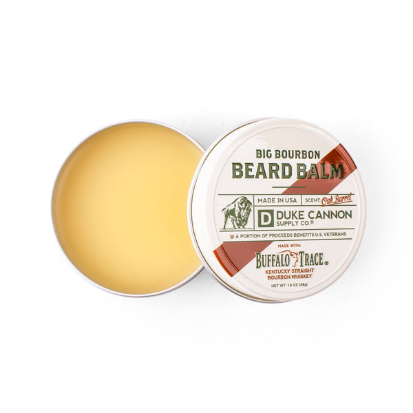 Bourbon Beard Balm Duke Cannon Supply Co. - Strivezy