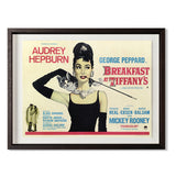 "Breakfast At Tiffany's Smith & Co Galleries 40"" x 31"" Modern Wood 5mm Luxe Floated - Strivezy"