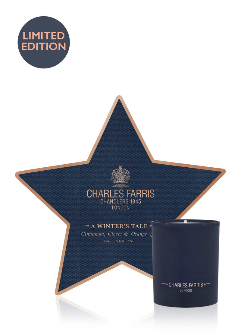 Candle Star Gift Set: A Winter's Tale Charles Farris - Strivezy