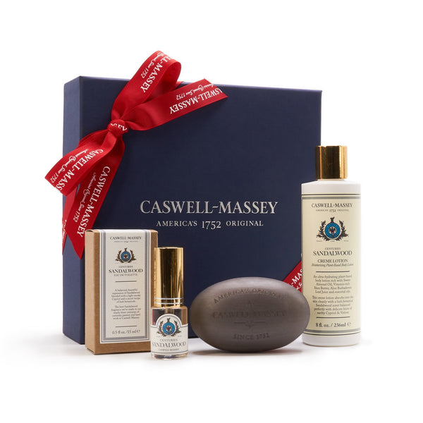 Centuries Sandalwood Gift Set Gift Set Caswell-Massey - Strivezy