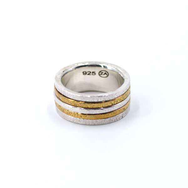 City of the North Spinner Ring Elegante - Strivezy