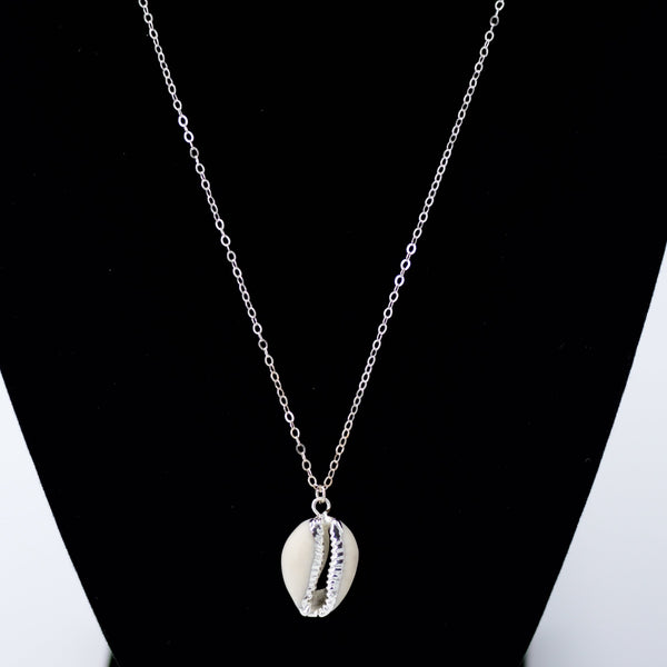 Cowrie in Sterling Silver Maria Kamara Designs - Strivezy