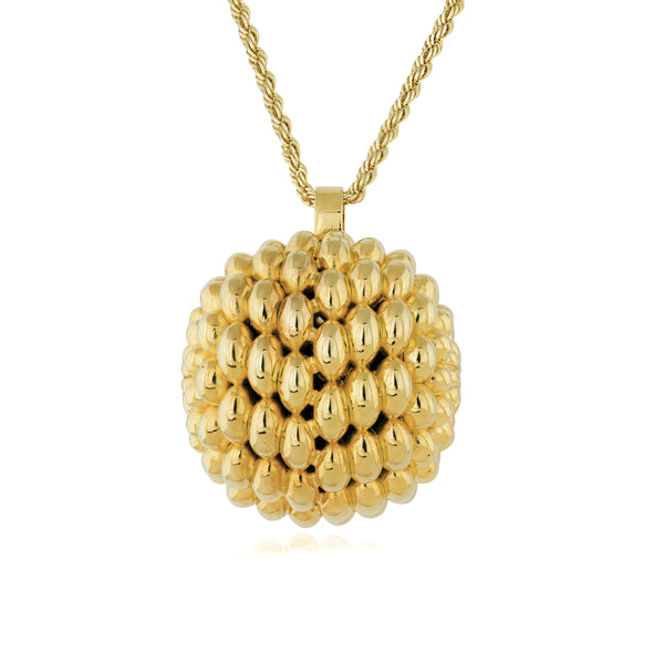 Atelier Orman | Dew Necklace | Gold | Jewelry | Strivezy