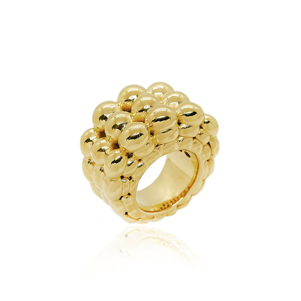 Atelier Orman | Dew Ring | Yellow Gold | Jewelry | Strivezy