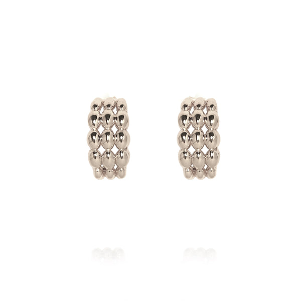 Atelier Orman | Dew Earrings | Gold | Small | Strivezy