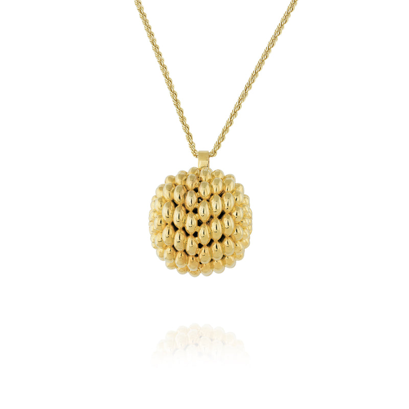 Atelier Orman | Dew Necklace | Gold | Small | Strivezy